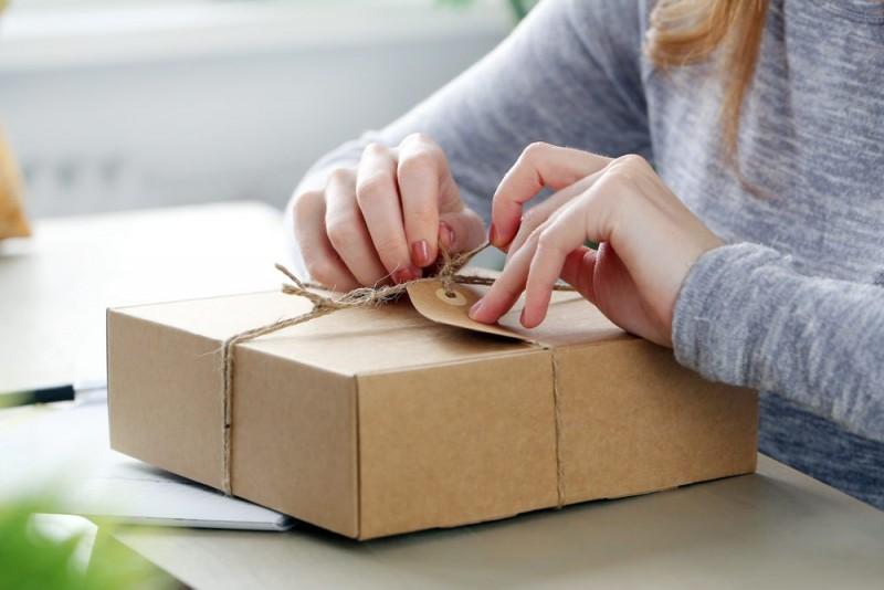 Skicka paket snabbt och enkelt