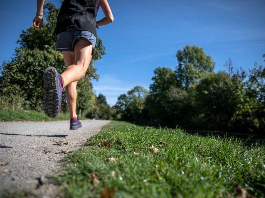 Se till att du springer för hälsan