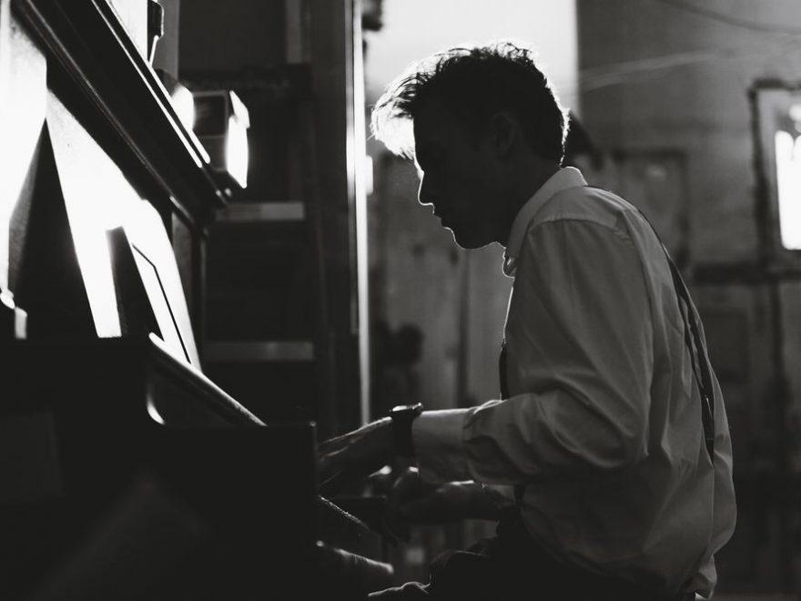 Spela på ditt gamla piano